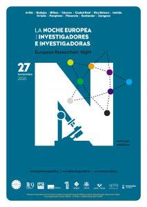 La noche Europera de los investigadadores e invesitadoras 2020